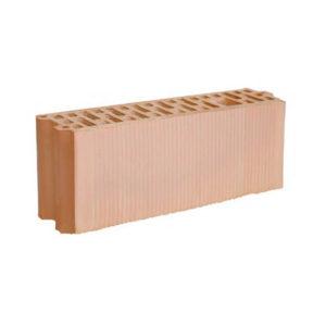 Керамический блок перегородочный 6,7 NF поризованный 500×120×219