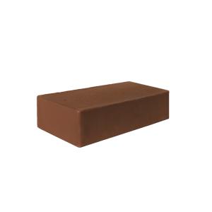 Печной кирпич коричневый