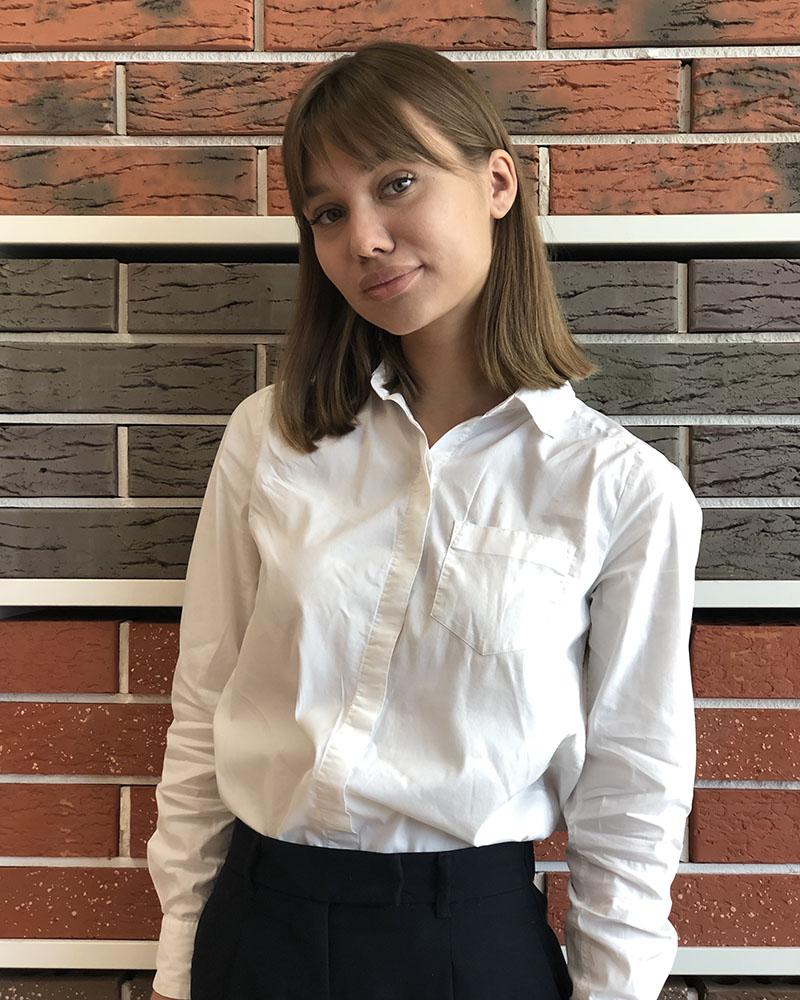 Мария Шириханова