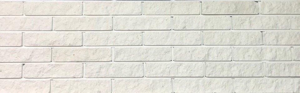 """Кирпич лицевой Brick Premium коллекция """"Верона белая"""""""