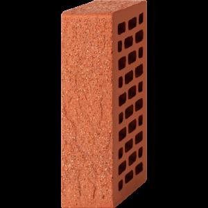 Кирпич лицевой красный 1НФ — Дуб с песком