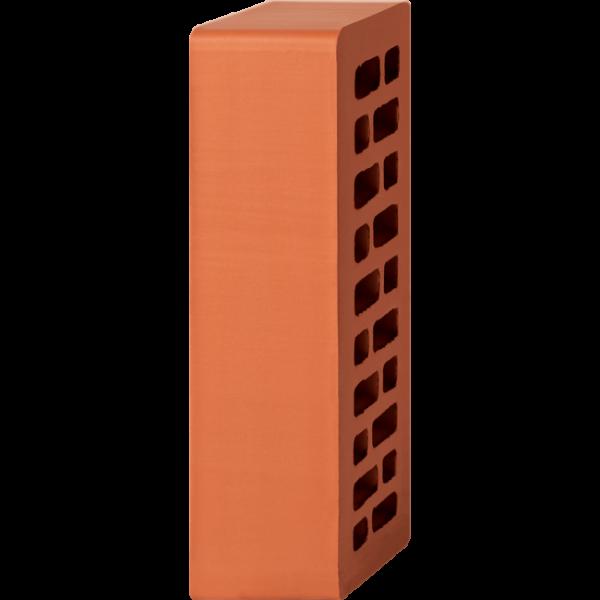 Кирпич лицевой красный 0,7НФ — Гладкий