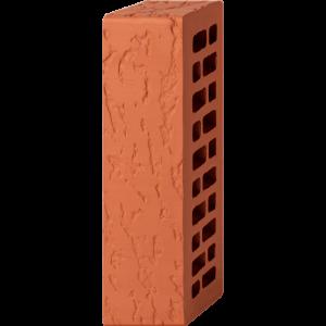 Кирпич лицевой красный 0,7НФ — Дуб